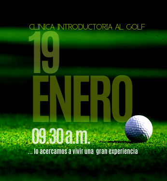 Clínica introductoria al Golf